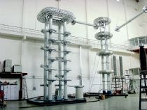 1200kV 30mA DC High Voltage Test System for SECRI, China