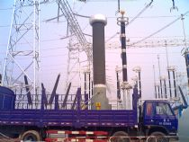 765kV Standard voltage Transformer (vehicular type)-3